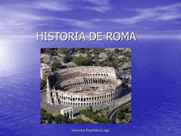 HISTORIA DE ROMA - jardinhesperides
