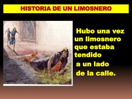 HISTORIA DE UN LIMOSNERO