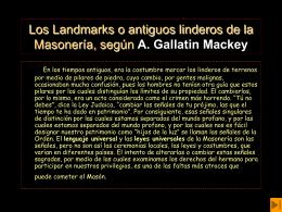 Los Landmarks Historia 1