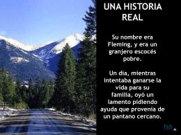 HISTORIA REAL