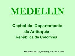 MEDELLIN - ..::| Medellin Bacana