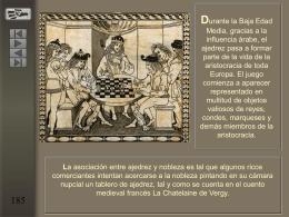 Historia moderna del ajedrez.pps