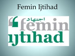 Femin Ijtihad