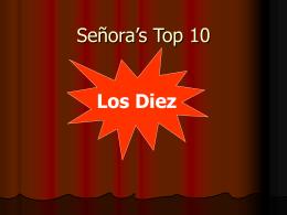 Los Diez