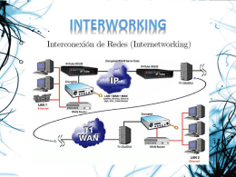 Interworking