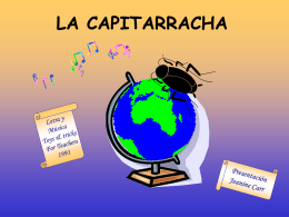 LA CAPITARRACHA