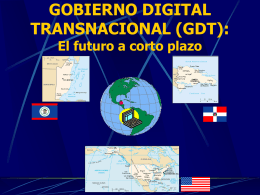 TRANSNATIONAL DIGITAL GOVERNMENT