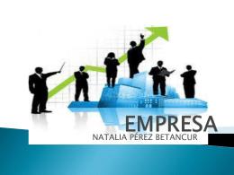 EMPRESA - contableyjuridico