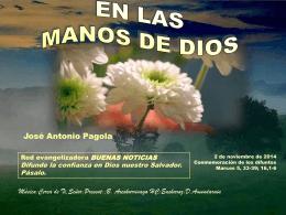 En las manos de Dios
