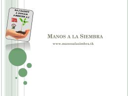 Diapositiva 1 - Manosalasiembra