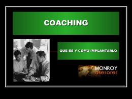 CURSO COACHING - Monroy Asesores v1.0
