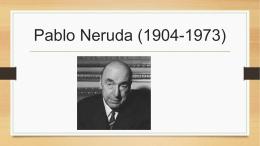 Pablo Neruda (1904
