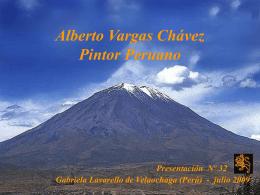 ALBERTO VARGAS CHAVEZ