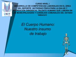 CURSO NIVEL I DESARROLLO DE COMPETENCIAS …