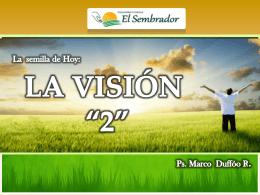 Diapositiva 1 - Comunidad Cristiana el Sembrador