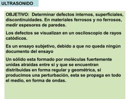Diapositiva 1 - Ciencia de los Materiales
