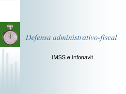 Defensa administrativo-fiscal