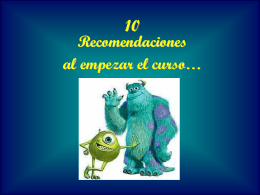 10 COMMANDMENTS - Mochila Pastoral
