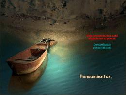 Diapositiva 1 - ~~*Crecimiento Personal *GAYATRI …