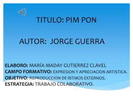 Pim pon