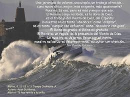 Tiempo Ordinario 3 domingo -A-