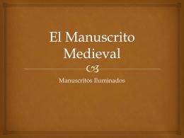 El Manuscrito Medieval