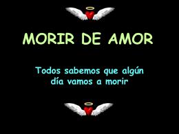AG2-_morir de amor