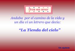 Diapositiva 1 - El Candelero De Oro