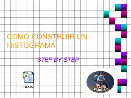 COMO CONSTRUIR UN HISTOGRAMA - INALL