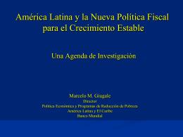 Mucha Tormenta y Poco Paragua: Politica Economica, …