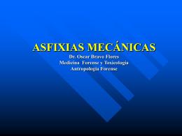 ASFIXIAS - clasesmedicina