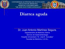 Diarrea-aguda - Facultad De Medicina