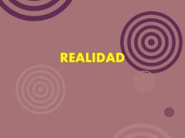 REALIDAD