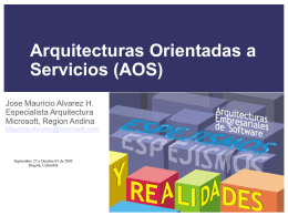 Arquitectos y Arquitecturas - Asociacion Colombiana de