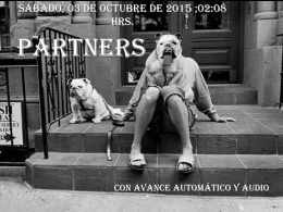 PARTNERS - Welcome to All