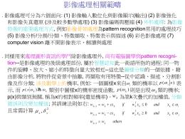 Neural Networks: Ch. 1 & Ch. 2