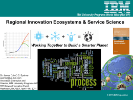 Service Growth - Rochester Institute of Technology