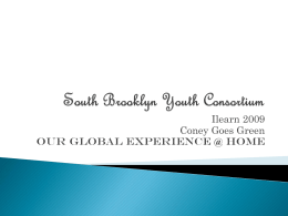 South Brooklyn Youth Consortium