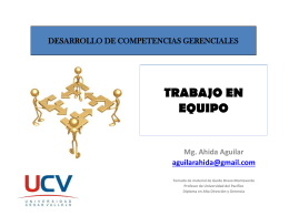 TRABAJO EN EQUIPO - Diplomados|Marketing …