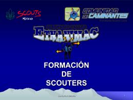 TRABAJO EN EQUIPO - Scouts || Provincia Nuevo Leon