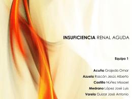 INSUFICIENCIA RENAL AGUDA - Drsergiomaldonado's Blog
