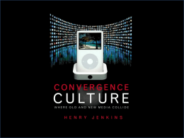 Convergence-Culture