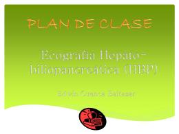 PLAN DE CLASE