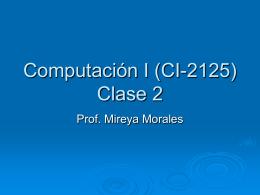 Lenguaje C/C++