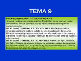 CLASE TEMA 9