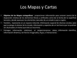 CARTOGRAFIA MODERNA - Geografia Matematica