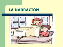 LA NARRACION - IHMC CmapServer 5.04