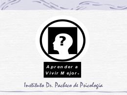 La Zona Pacheco en la Mujer - Instituto Dr. Pacheco de