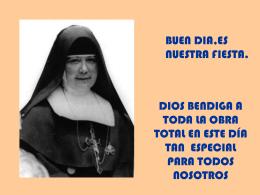 Virtudes de una mujer consagrada