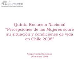 Encuesta 2007